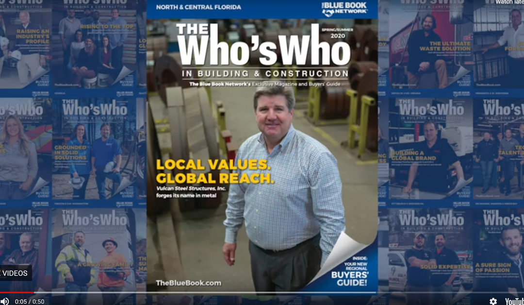 Local Values. Global Reach (Video)