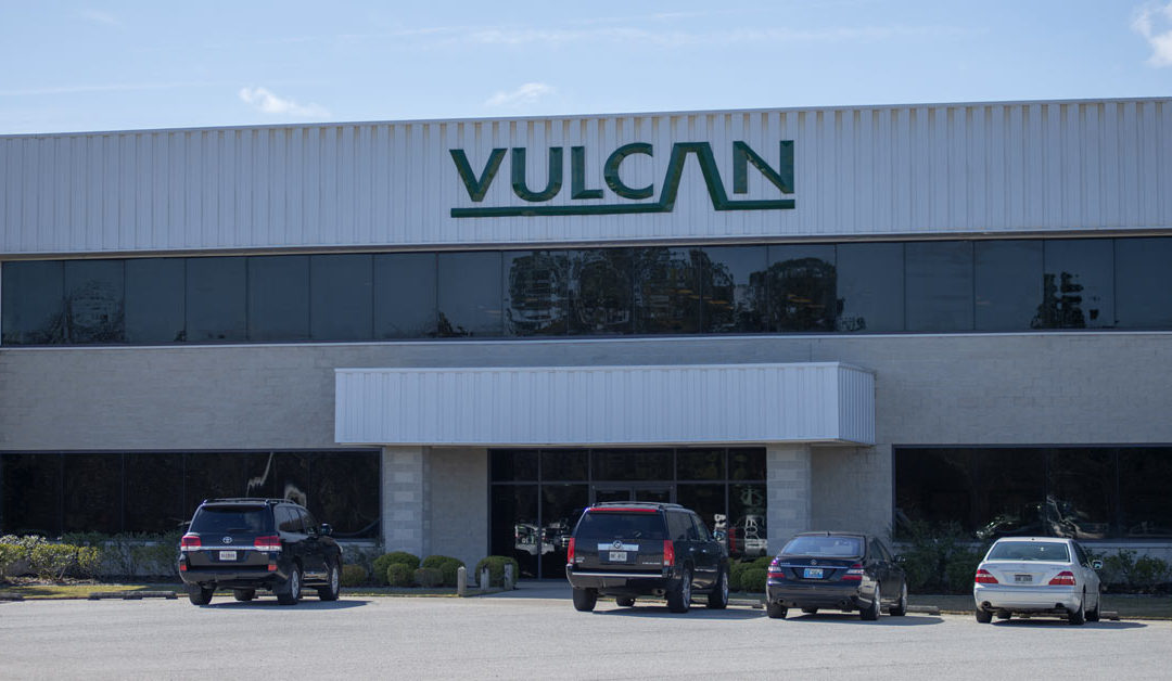Vulcan Steel Structures Launches New Website