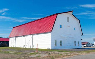 The Iconic UGA-Tifton Campus Barn
