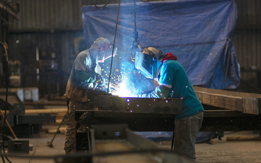 Vulcan Steel Structures Receives Prestigious MBMA Safety Award